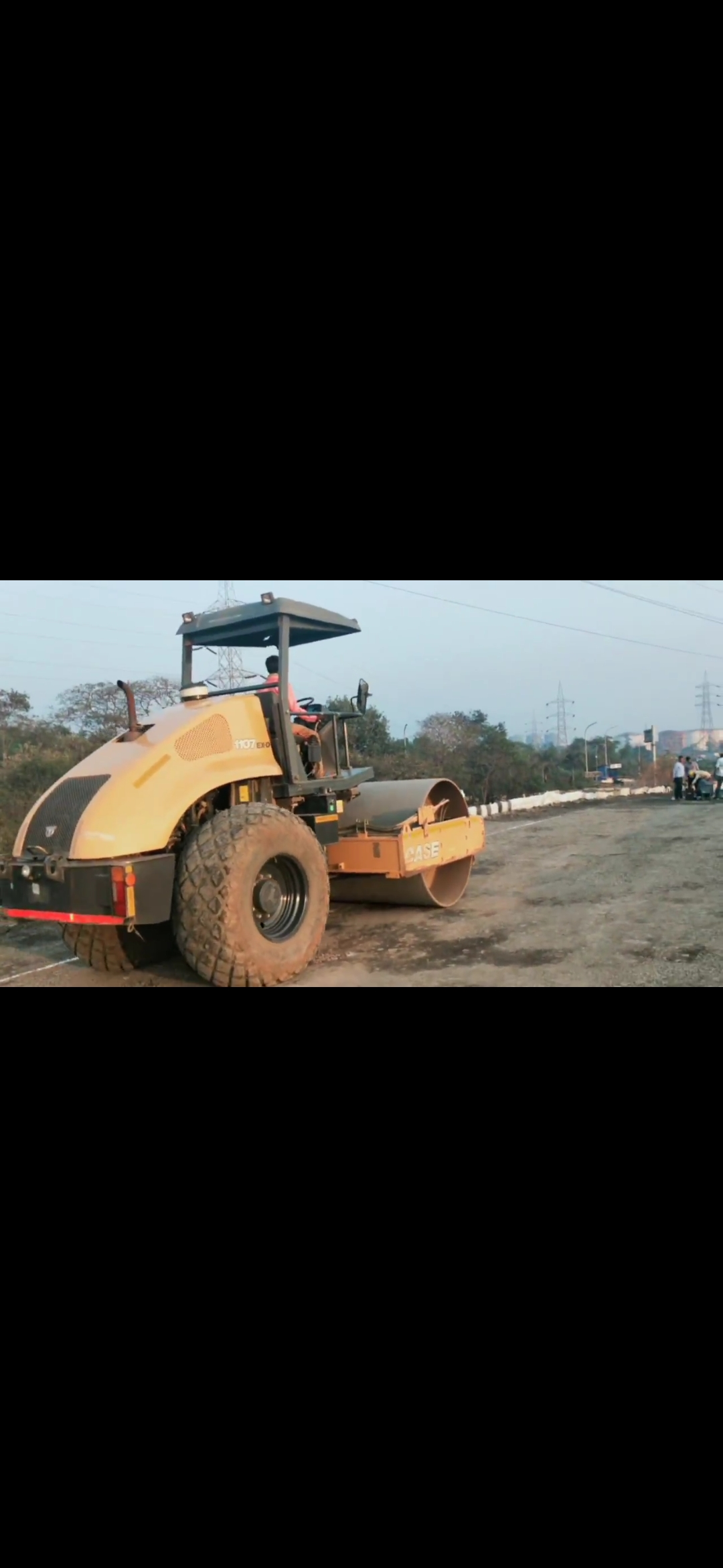 EX 1107 Soil compactor for rent