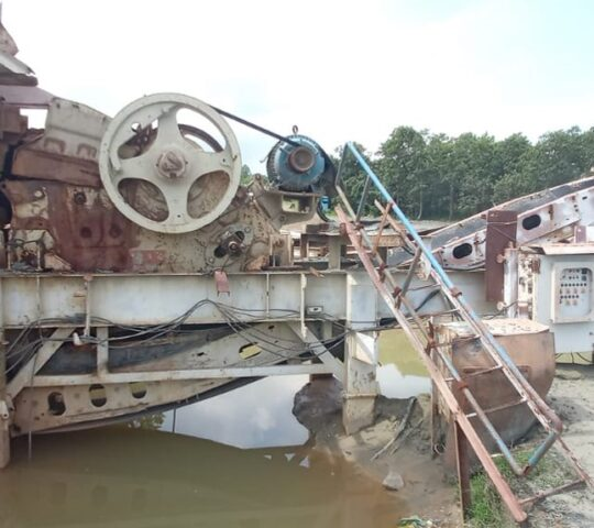 Crusher Plant 200TPH 2 Stag Mobile Metso